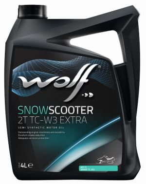 Wolf Snow Scooter 2T TC-W3 Extra