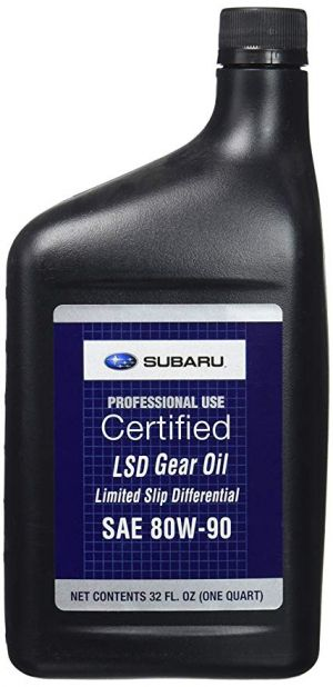 Subaru LSD Gear Oil 80W-90