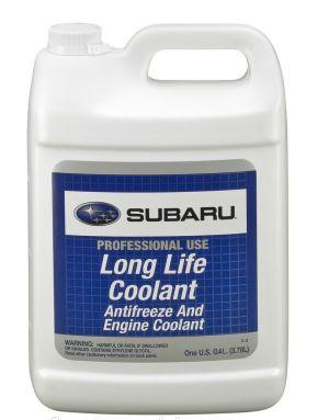 Subaru Long Life Coolant (-72С, синий)