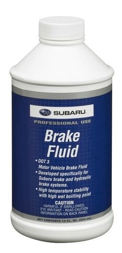 Subaru Brake Fluid DOT-3
