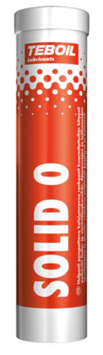Многоцелевая смазка (кальциевый загуститель) Teboil Solid 0