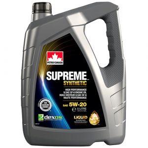 Petro Canada Supreme Synthetic 5W-20