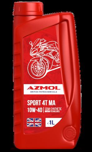 AZMOL Sport 4T МА SAE 10W-40