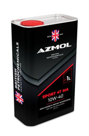 Azmol Sport 10W-40 MA 4T