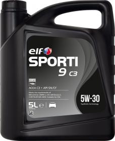 ELF Sporti 9 C3 5W-30