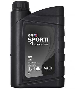 ELF Sporti 9 Long Life 5W-30