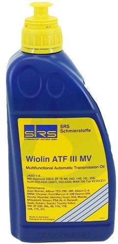 SRS Wiolin ATF III MV