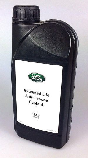 Land Rover Extended Life Anti-Freeze Coolant