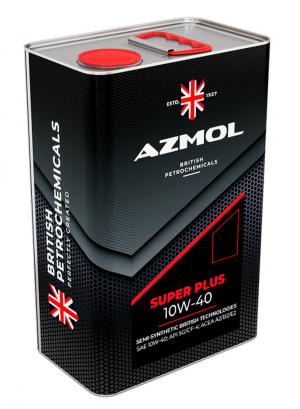 Azmol Super Plus 10W-40