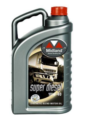 MIDLAND Super Diesel 10W-40