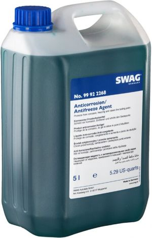 Swag Coolant G11 (-72C, синий)