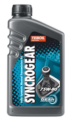 Teboil Syncrogear 75W-80