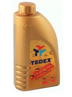 Tedex Super Gear Synthetic 75W-140 GL-5