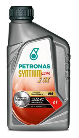 PETRONAS Syntium Moto 2SX 2T
