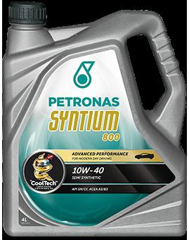 PETRONAS Syntium 800 10W-40
