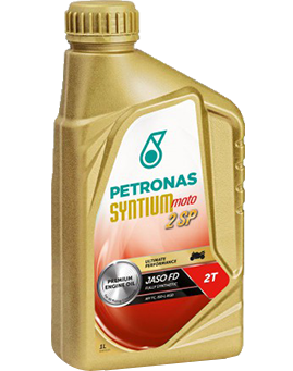 PETRONAS Syntium Moto 2SP 2T