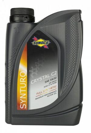 Sunoco Synturo Crystal C2 5W-30