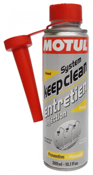 Присадка в дизтопливо (Профилактика) Motul System Keep Clean Diesel