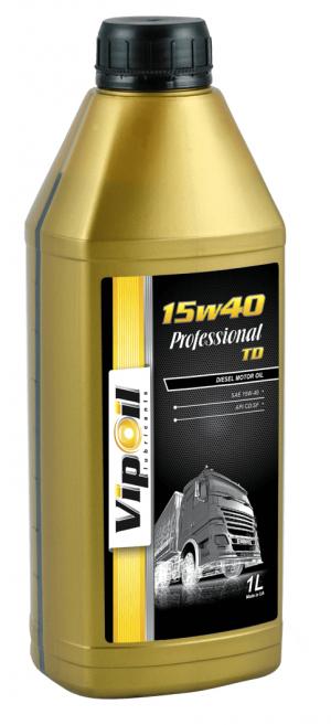 VipOil Professional TD 15W-40