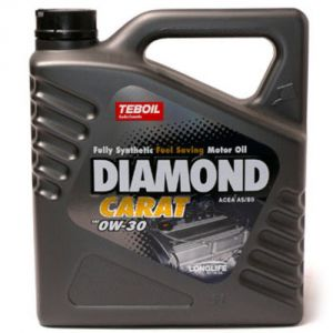 Teboil Diamond Carat  0W-30