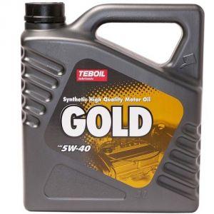 Teboil Gold S  5W-40
