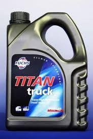 TITAN TRUCK SAE 15W-40