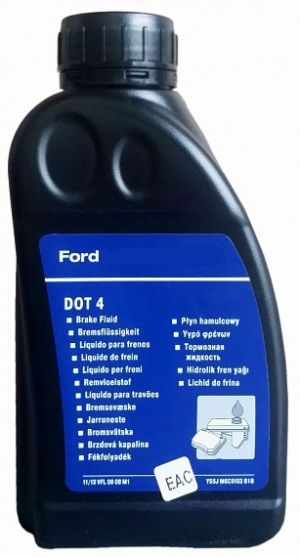 Ford Brake Fluid DOT4