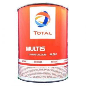 Многоцелевая смазка (кальциево - литиевый загуститель) Total Multis MS 2