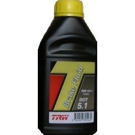 Гальмівна рідина DOT 5,1 - 0,5L
