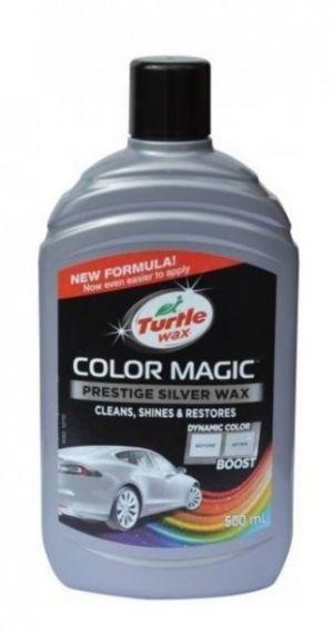 Полироль для кузова Turtle Wax Color Magic