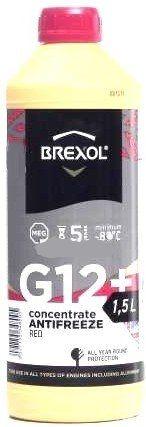Brexol Red Concentrate G12+ (-70C, красный)