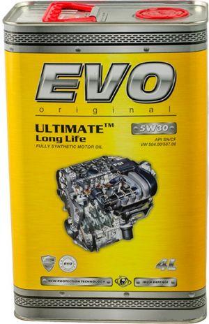 EVO Ultimate Long Life 5W-30