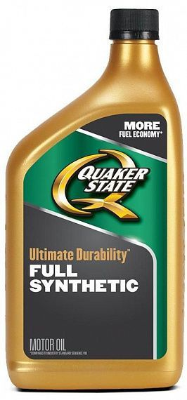 QUAKER STATE Ultimate Durability Full Synthetic 5W-30