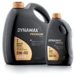Dynamax Premium Ultra 5W-40