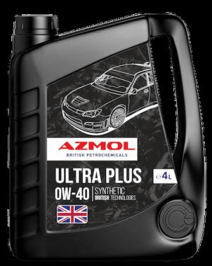 AZMOL Ultra Plus 0W-40