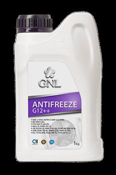 GNL Antifreeze G12 ++ (-40C, фиолетовый)