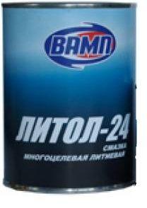 Многоцелевая смазка (литиевый загуститель) ВАМП Литол-24
