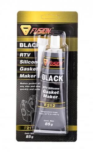 Герметик силиконовый (черный) Fusion RTV Gasket Maker Black