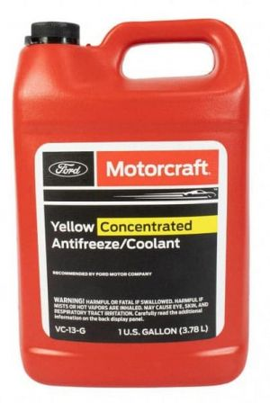 Motorcraft Yellow Concentrated