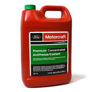 Motorcraft Premium Concentrated Antifreeze (-70C, зеленый)