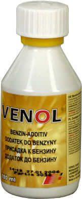 Присадка в бензин (Очиститель топливной системы) Venol