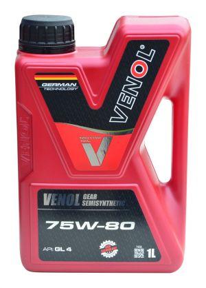 Venol Gear 75W-80