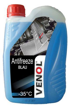 Venol Antifreeze (-35C, синий)