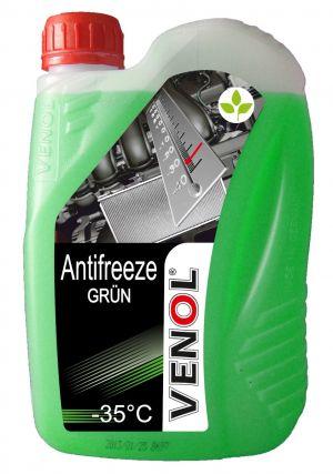 Venol Antifreeze (-35C, зеленый)