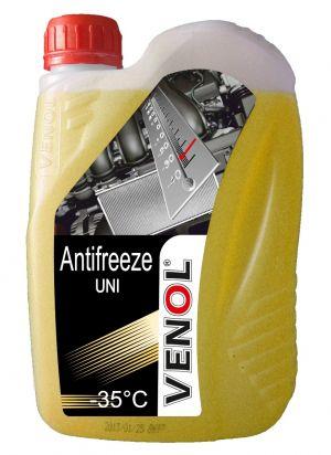 Venol Antifreeze (-35C, желтый)
