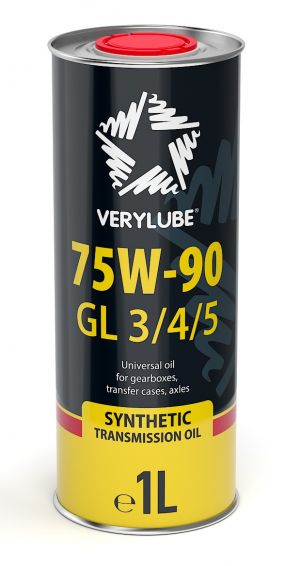 Xado Verylube 75W-90 GL 3/4/5