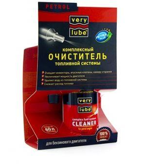 Комплексный очиститель топливной системы (бензин) Xado Verylube