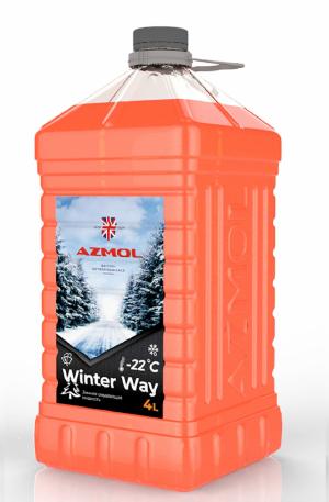 Омыватель зимний Azmol Winter Way (-22C)