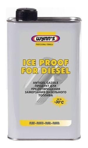 Присадка в дизтопливо (антигель) Wynn`s Ice Proof