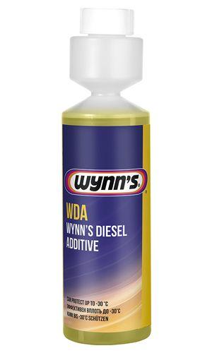 Присадка в дизтопливо (профилактика, цетан - корректор) Wynn`s Diesel Additive